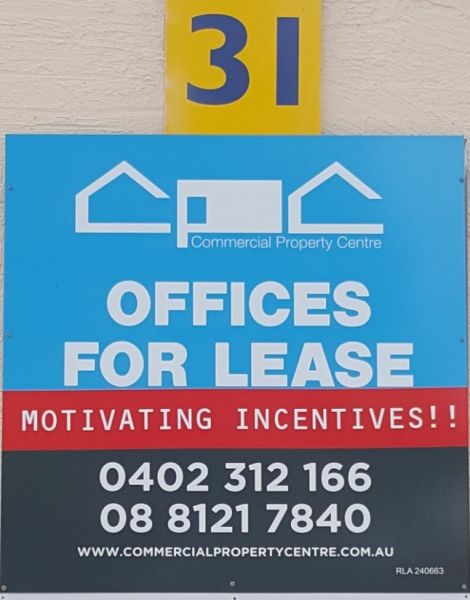 For Lease: Units 3-6, 31 Old North Rd, Clare